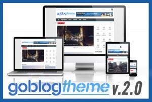 GoBlog Theme v.2.0