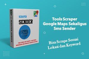 Tools Scraper Sender Google Maps